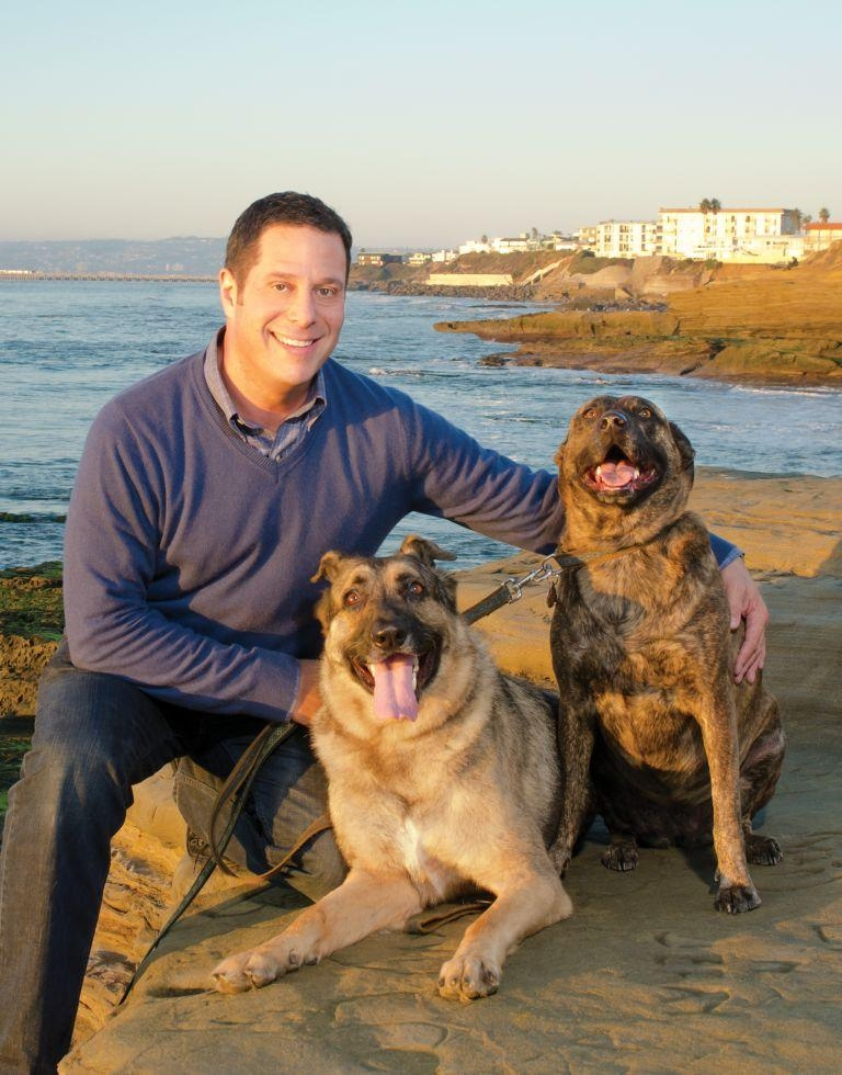 Dr. Gary Weitzman –Saving Animals in San Diego County (Gallery Format)